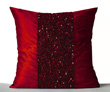 best Handcrafted Red Beaded Pillows