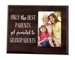 Parents to Grandparents Frame