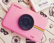 Portable Instant Print Digital Camera with LCD Touchscreen Display