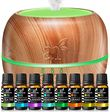 Aromatherapy Diffuser with 16 scents Starter Kit