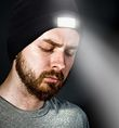 5 LED Hands Free Lighted Beanie Hat